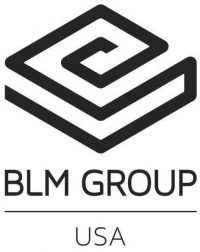 BLM USA Logo - Black on White (1)